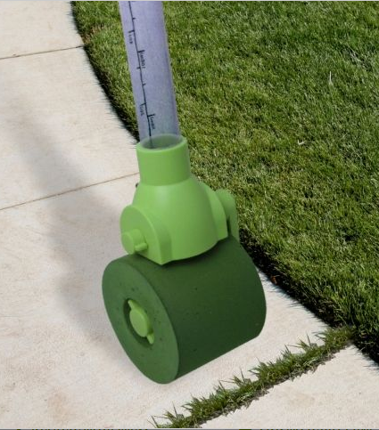 Weed Roller