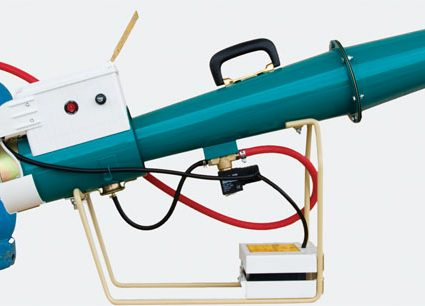 Mechanical Gas Cannon