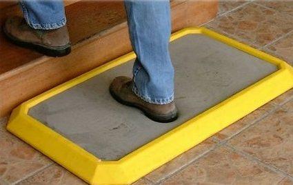 Disinfectant Footbath