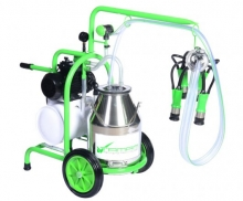Mobile Milking Machines
