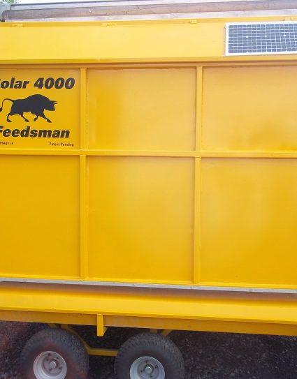 Solar Feedsman 4000