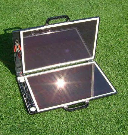 Solar Briefcase 13W