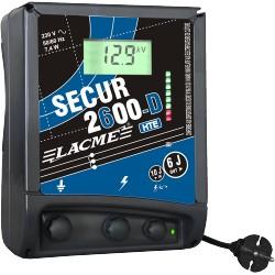 SECUR 2600D