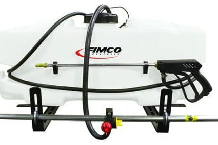Boomless ATV Sprayer with Quick Release