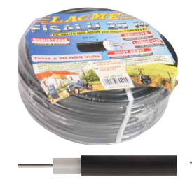 FISALU High Voltage Cable – 25m