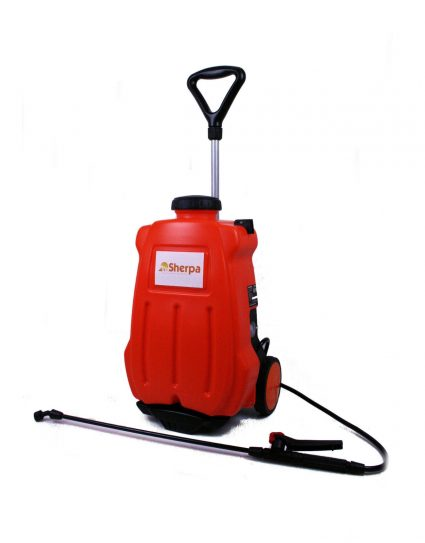 SHERPA DELUXE POWERED KNAPSACK MULTI SPRAYER 16 LITRE 12V