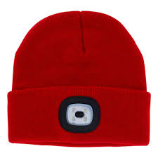 Thinsulate Beanie Hat with LED light
